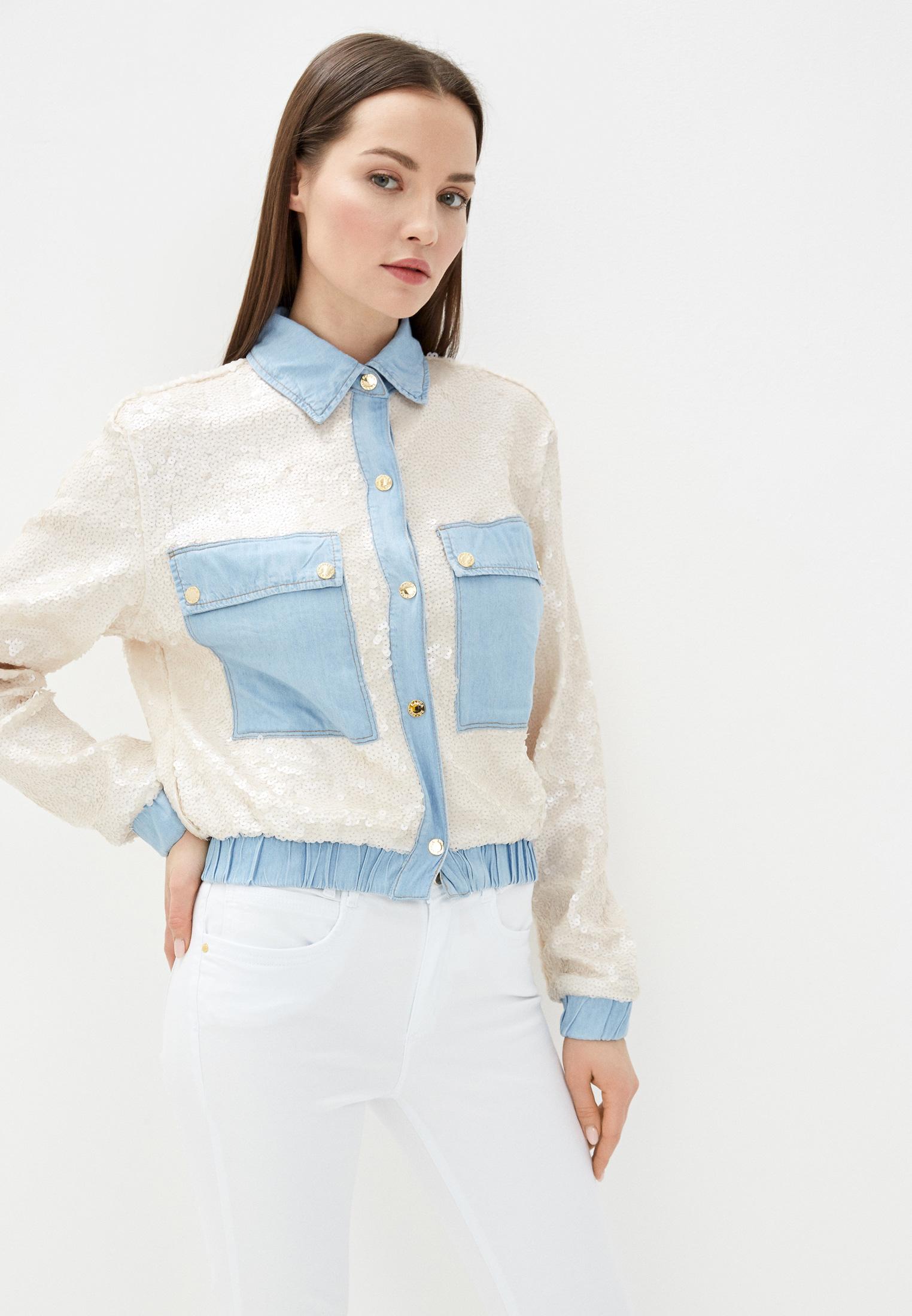 Женские джинсовые рубашки Lança Perfume 501JA000184