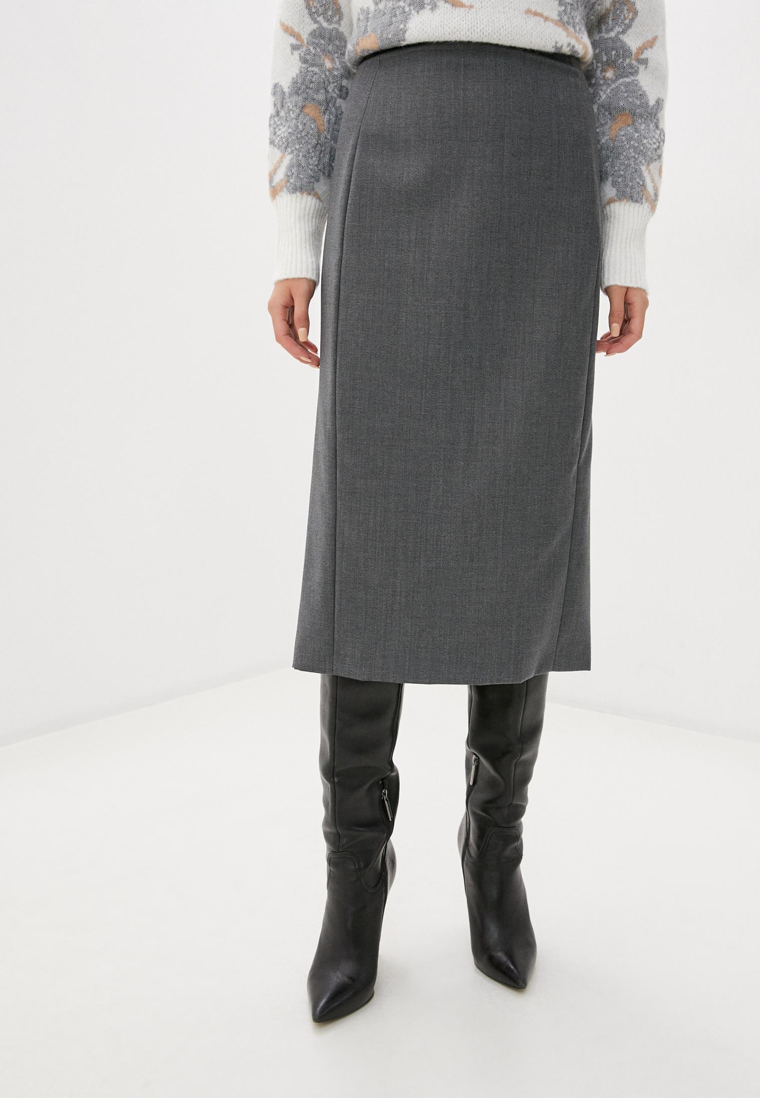 Прямая юбка L'Autre Chose O1540541029