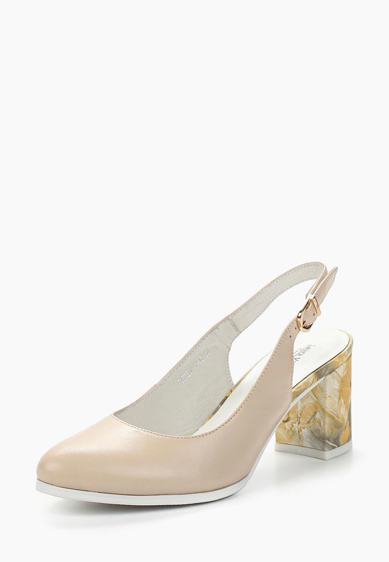 Женские туфли Laura Valorosa 787025/01-02: изображение 1