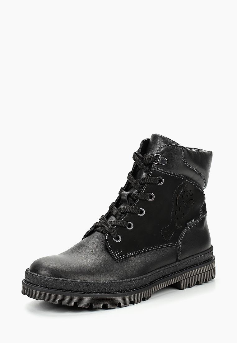 Ботинки для мальчиков Лель м 6-1282 а