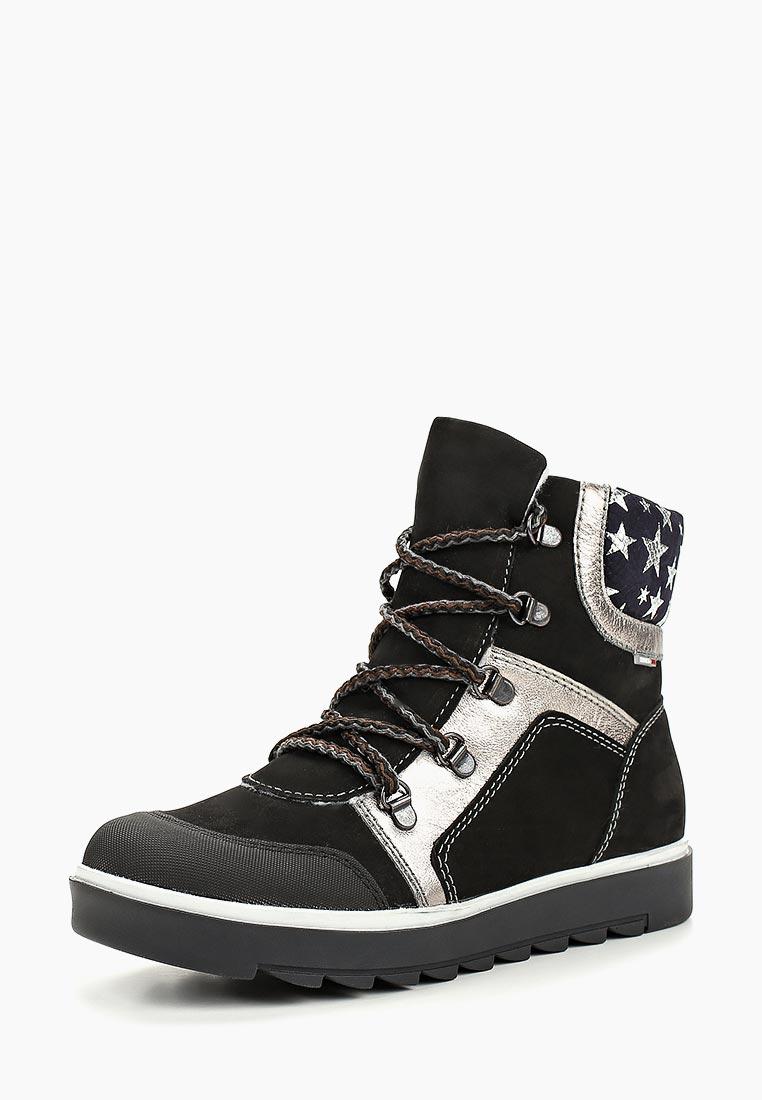 Ботинки для девочек Лель м 4-1326