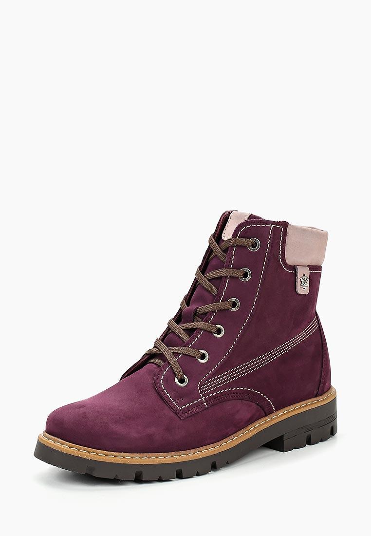 Ботинки для девочек Лель м 4-1361