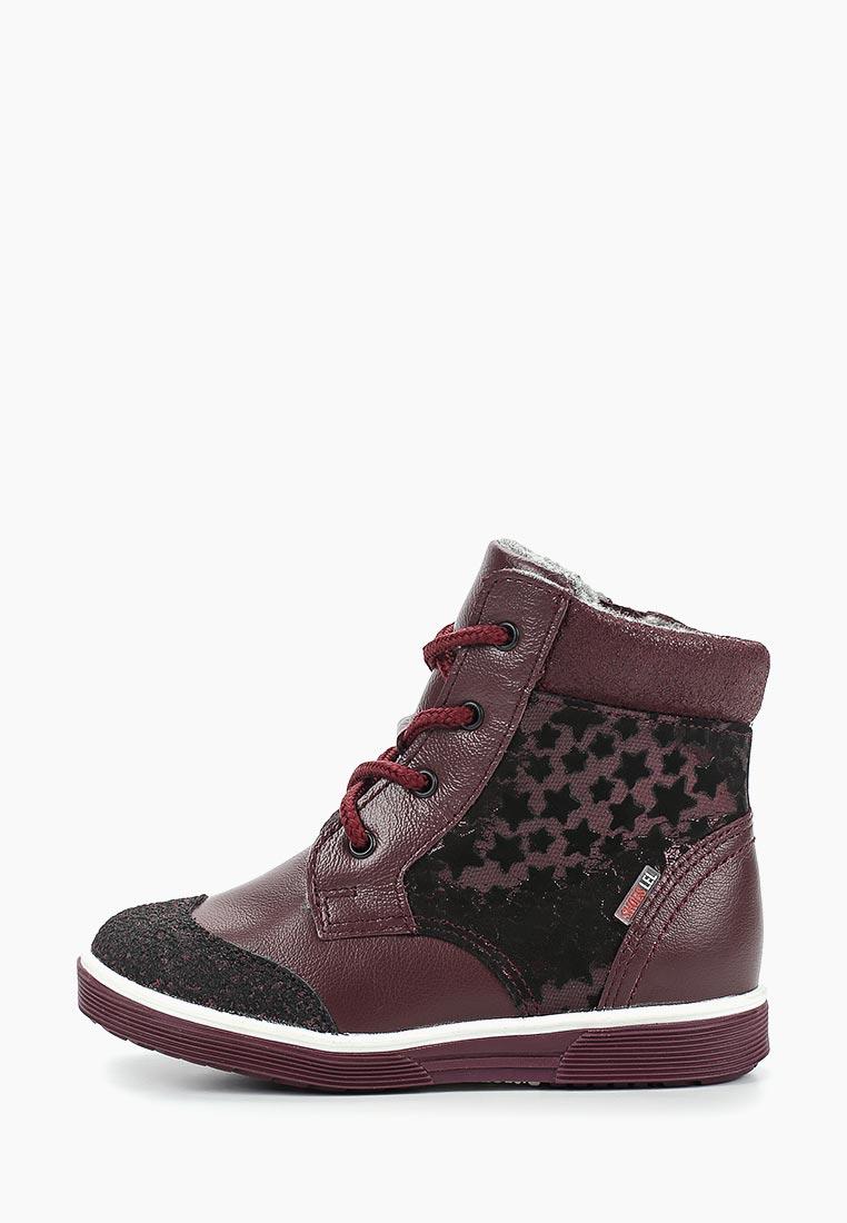 Ботинки для девочек Лель м 3-1035