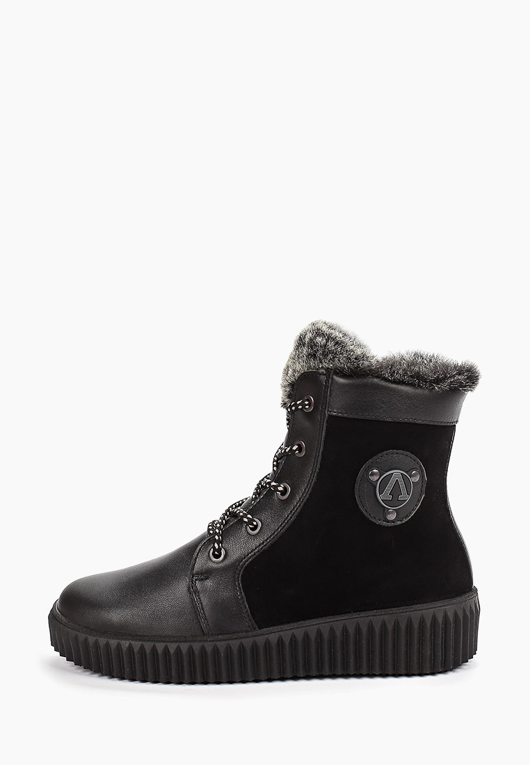 Ботинки для девочек Лель м 4-1377