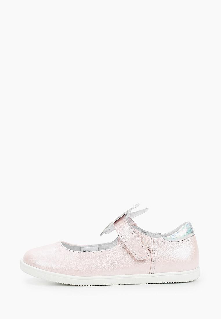 Туфли для девочек Лель м 3-1635