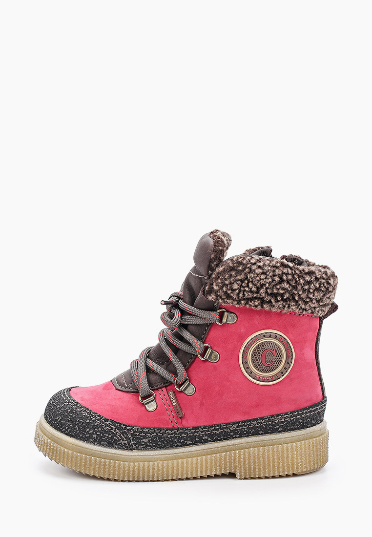Ботинки для девочек Лель м 3-1752