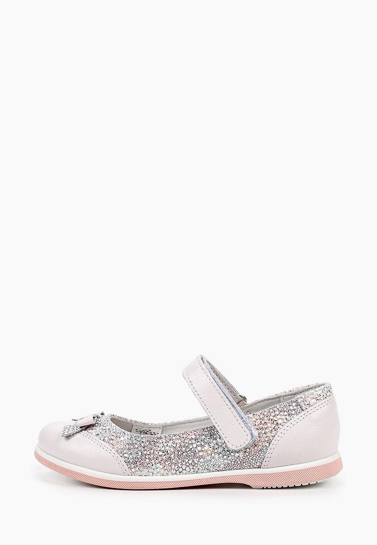 Туфли для девочек Лель М 4-1402