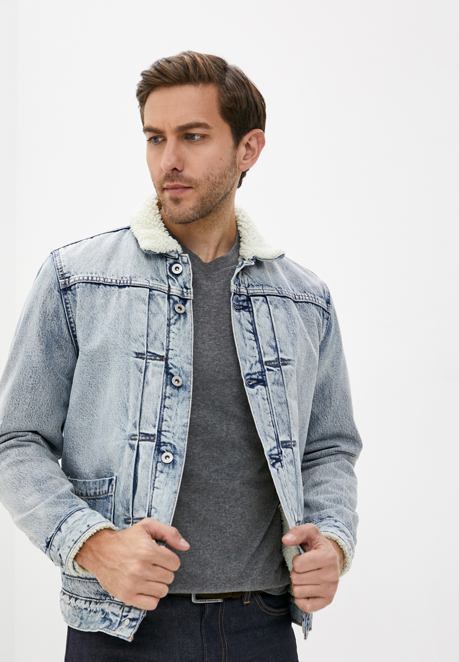 Джинсовая куртка Levi's® Made & Crafted® 3447000040