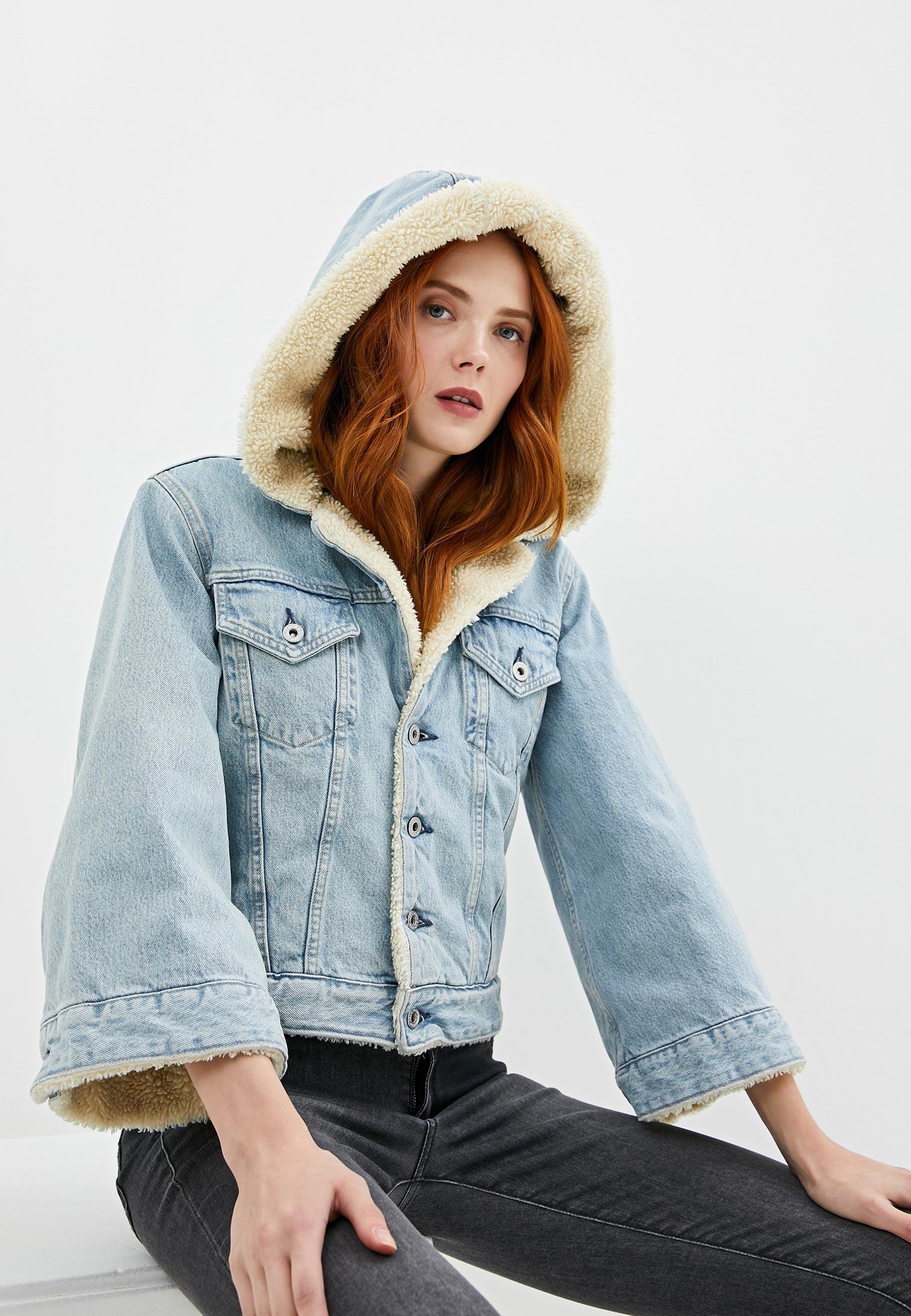 Джинсовая куртка Levi's® Made & Crafted® 5607900010