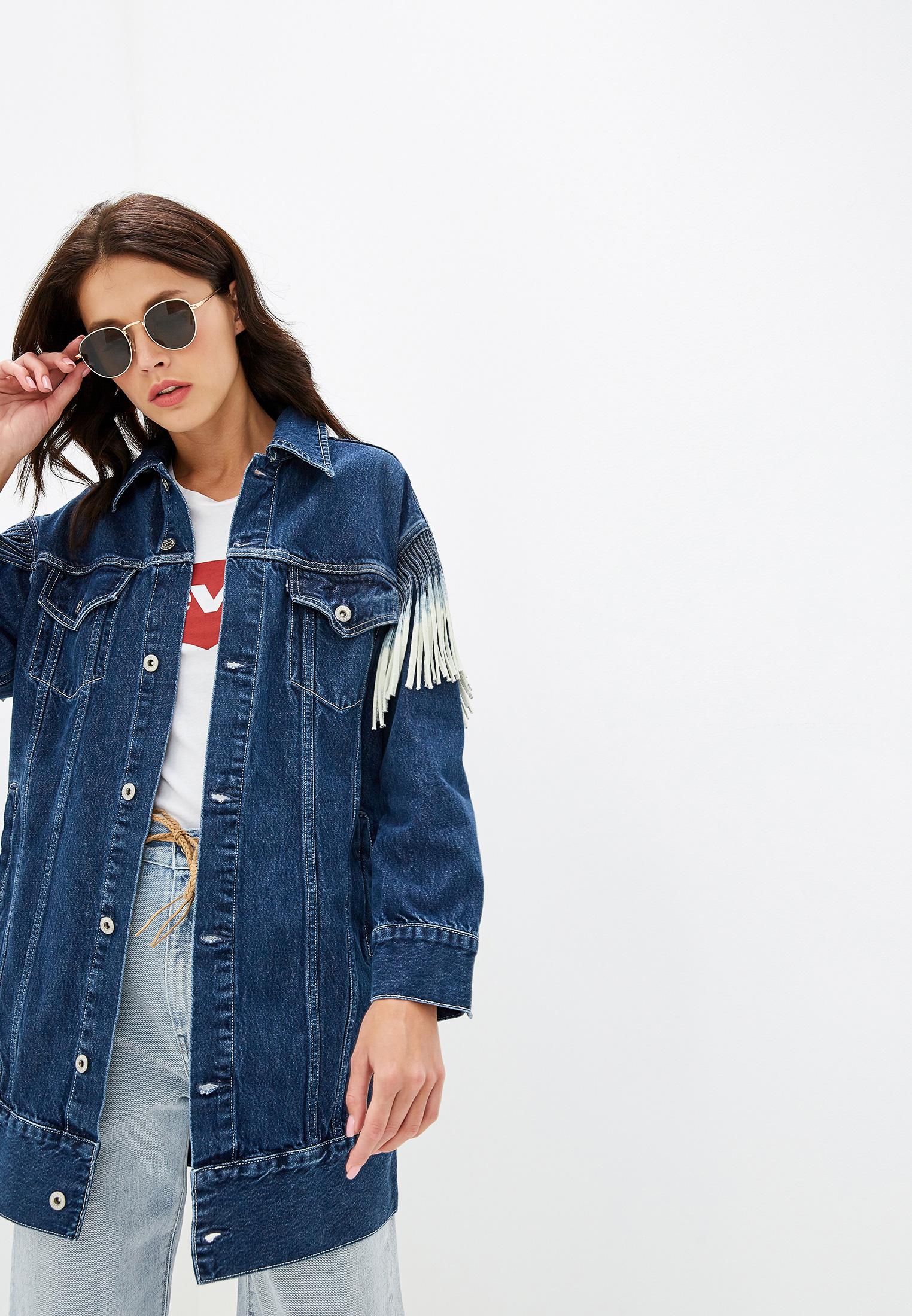 Джинсовая куртка Levi's® Made & Crafted® 7492300000