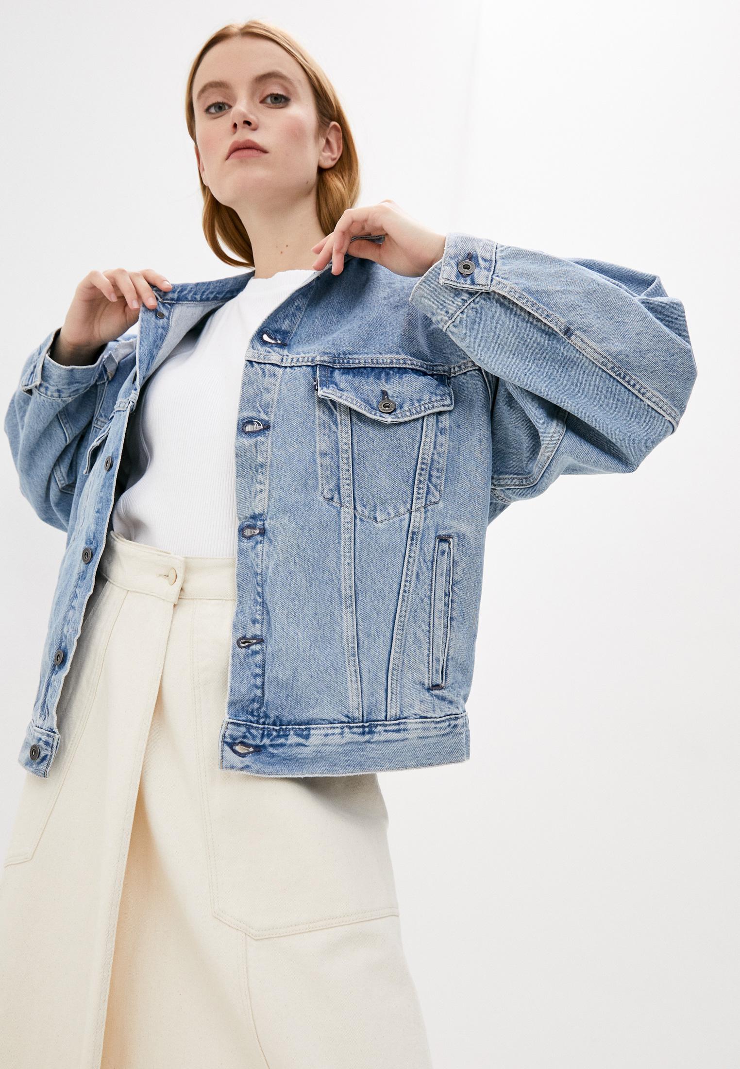 Джинсовая куртка Levi's® Made & Crafted® 2236300000