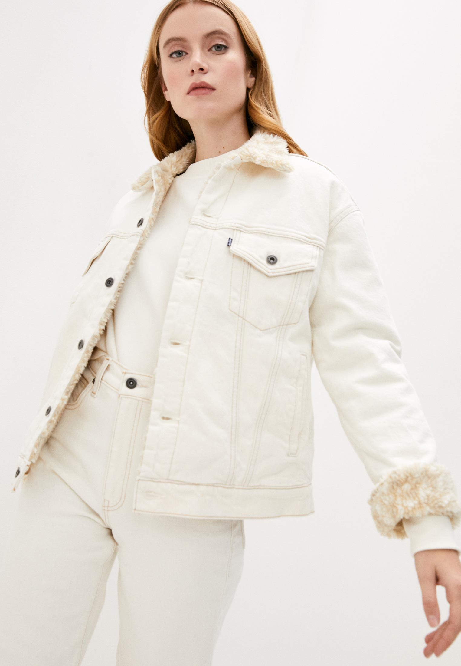 Джинсовая куртка Levi's® Made & Crafted® 3448900040