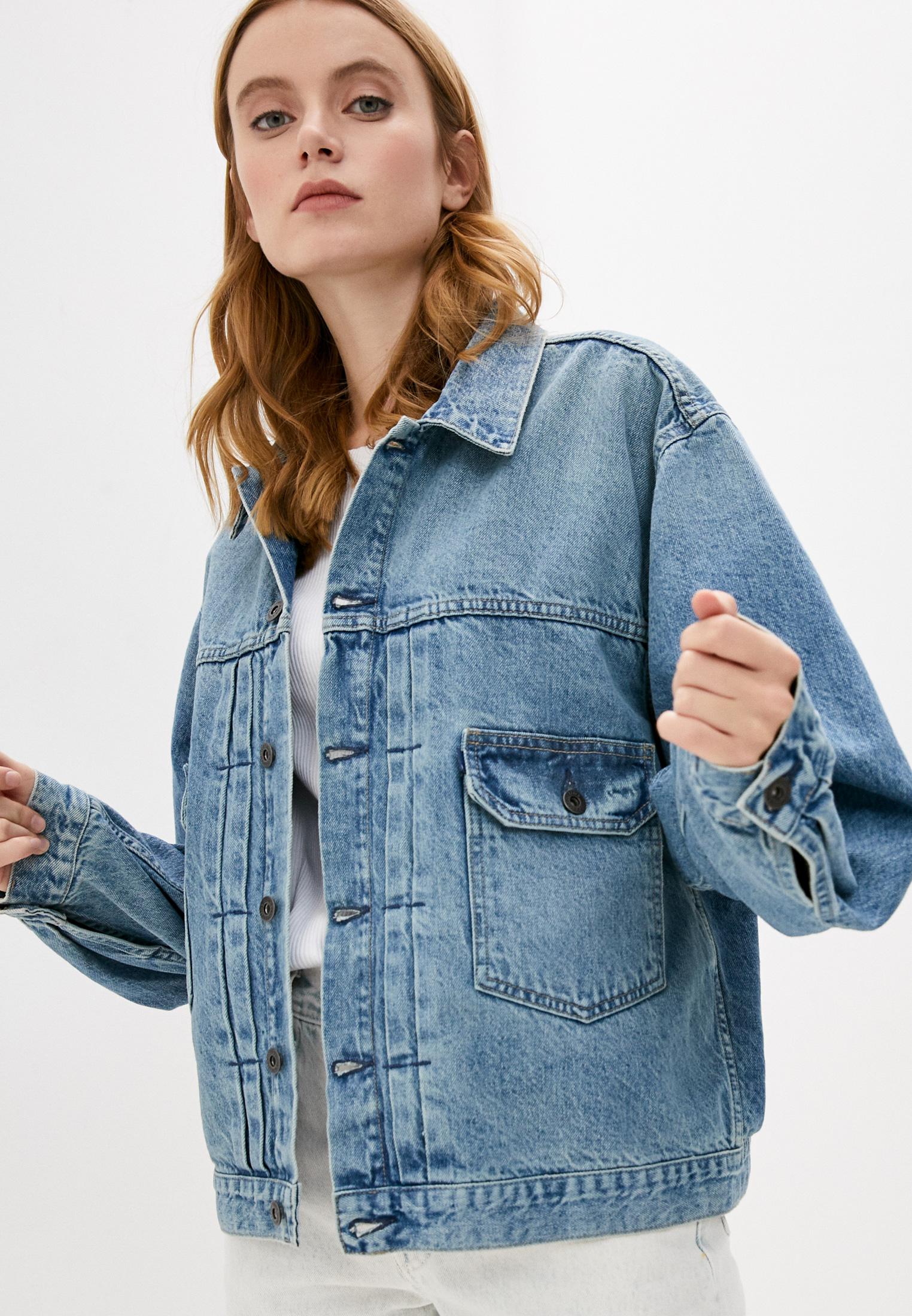 Джинсовая куртка Levi's® Made & Crafted® 5608000060