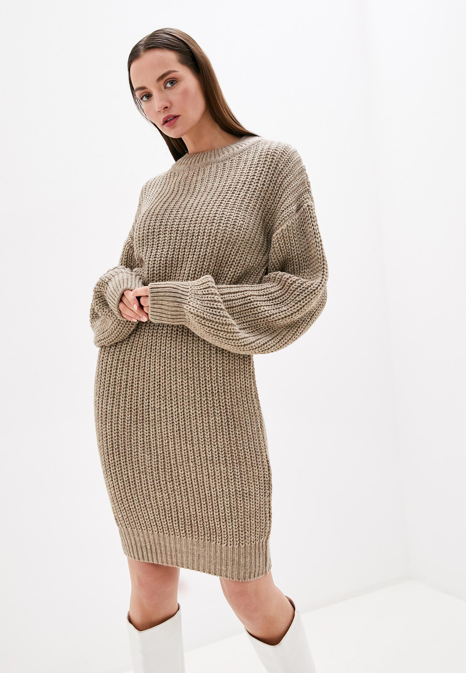 Вязаное платье Lenavi 19LW-1121-2