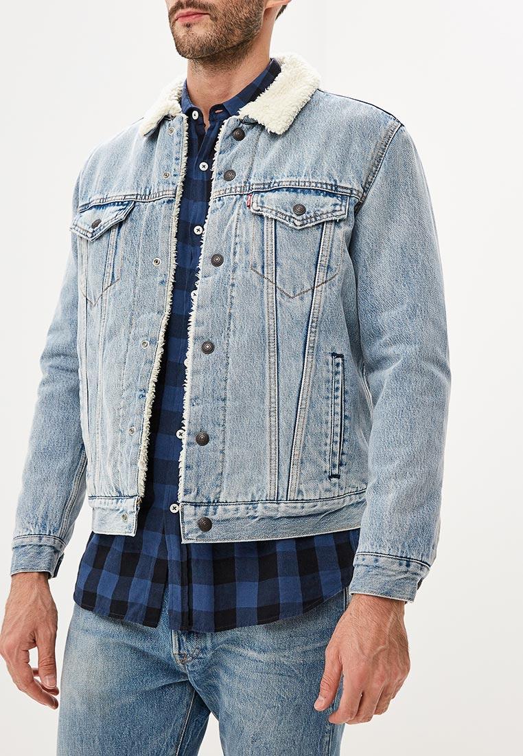Джинсовая куртка Levi's® 1636500700
