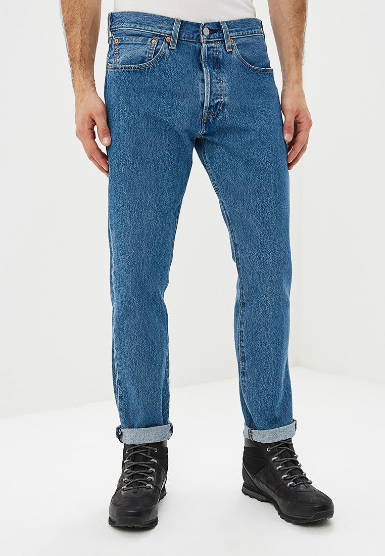 Зауженные джинсы Levi's® 2889401370