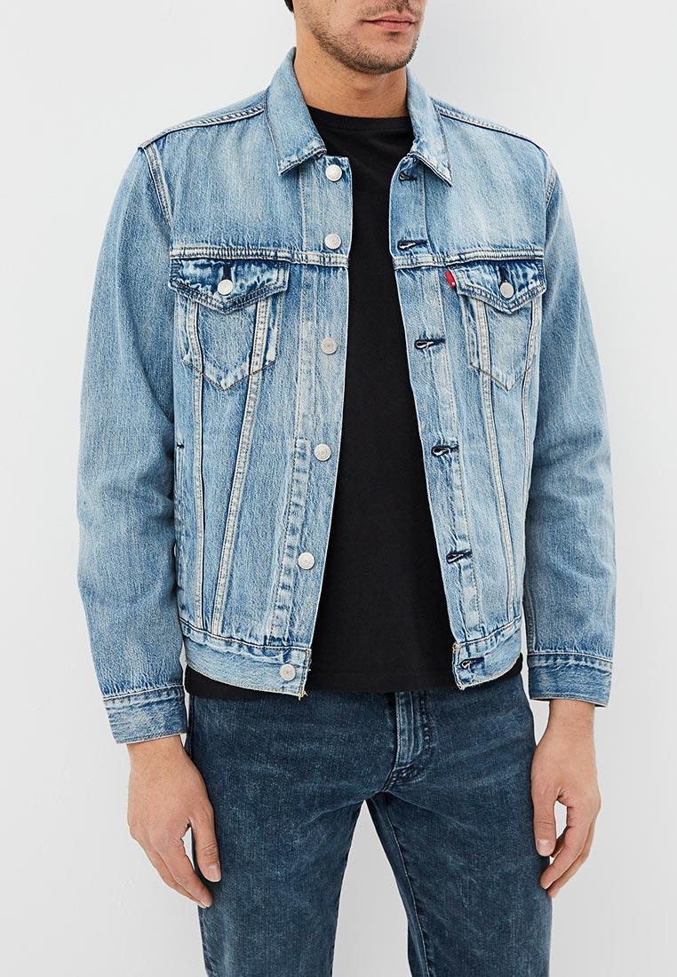 Джинсовая куртка Levi's® 7233403510