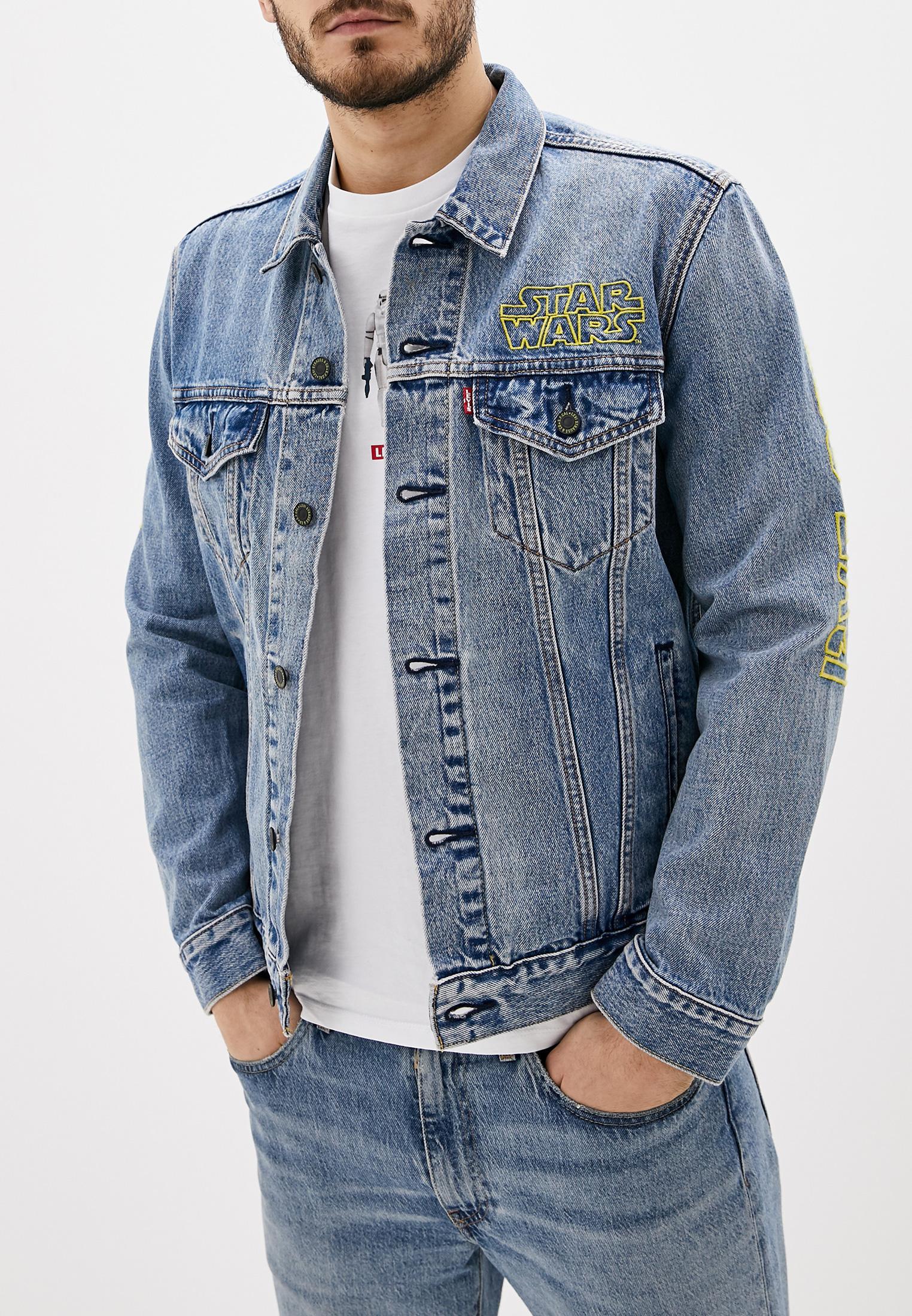 Джинсовая куртка Levi's® 7233404490