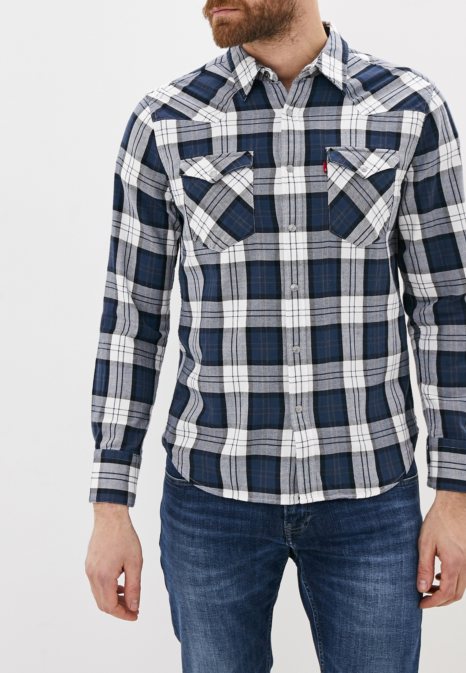 Рубашка с длинным рукавом Levi's® 8574400070