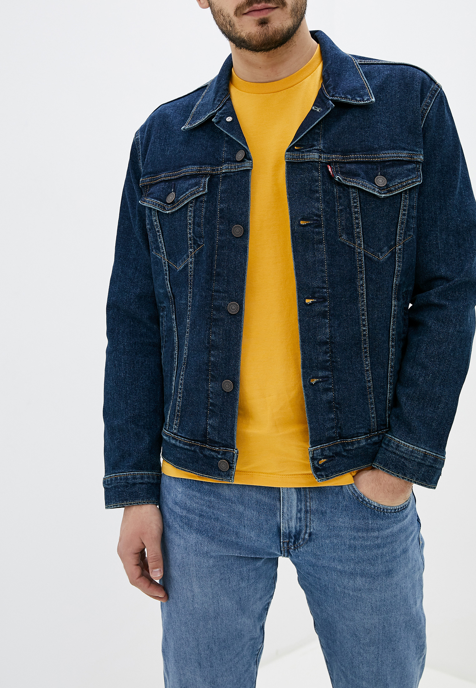 Джинсовая куртка Levi's® 7233404660