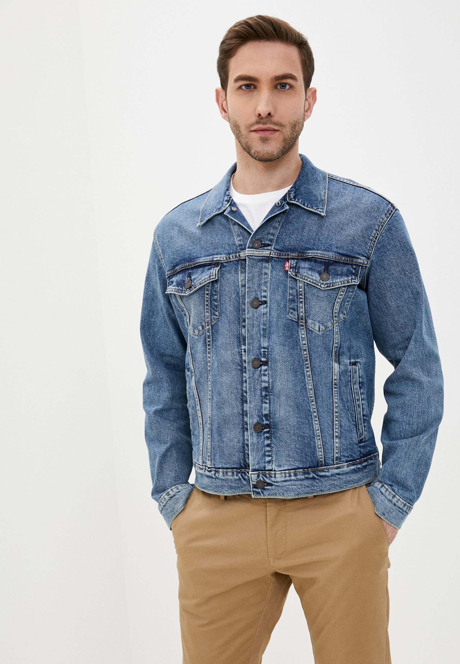 Джинсовая куртка Levi's® 7233405110