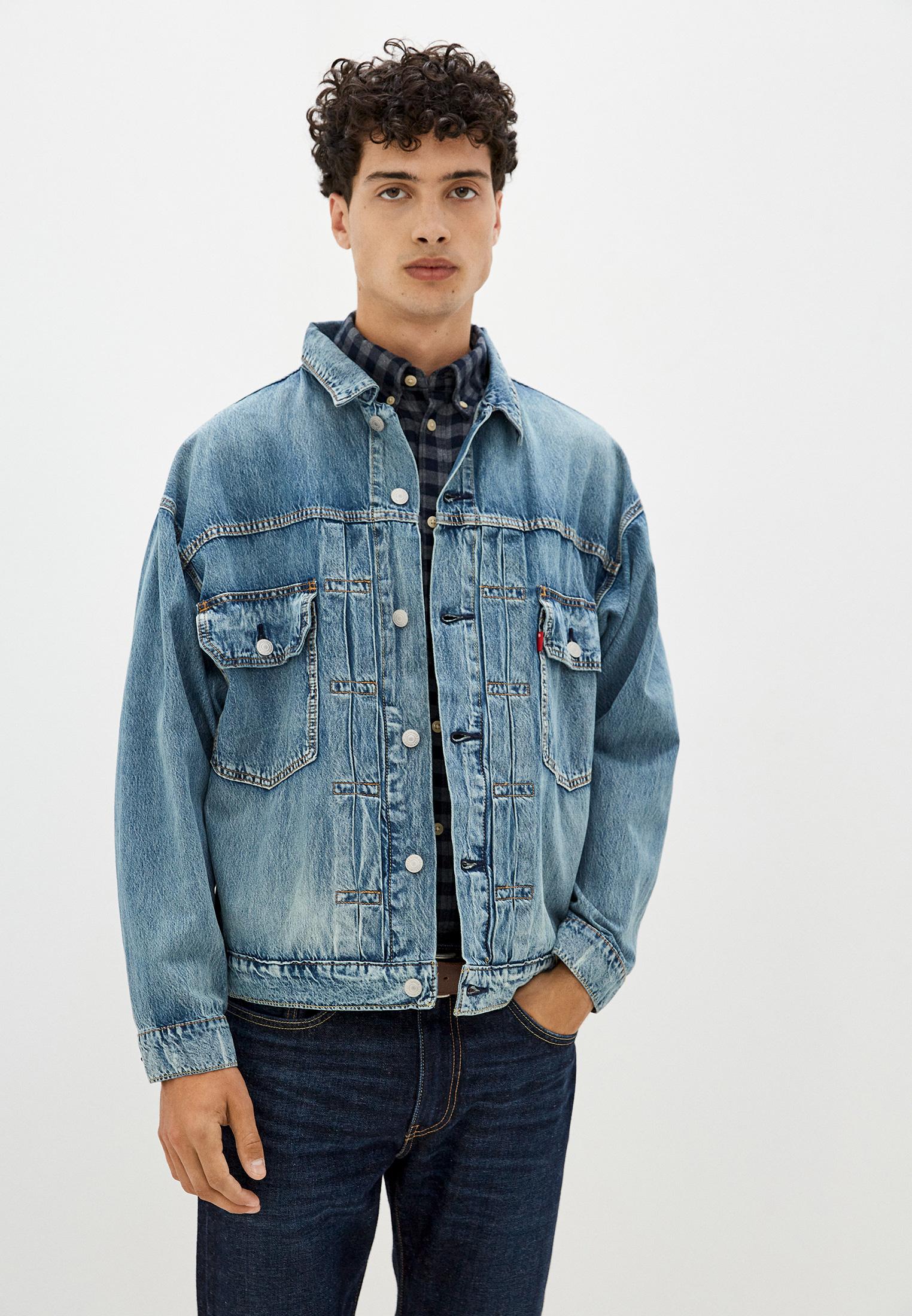 Джинсовая куртка Levi's® 8524200080