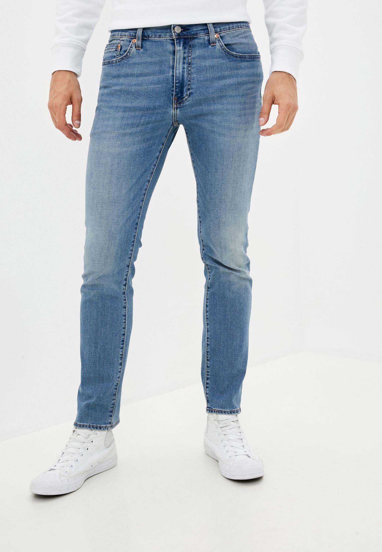 Зауженные джинсы Levi's® 451146280