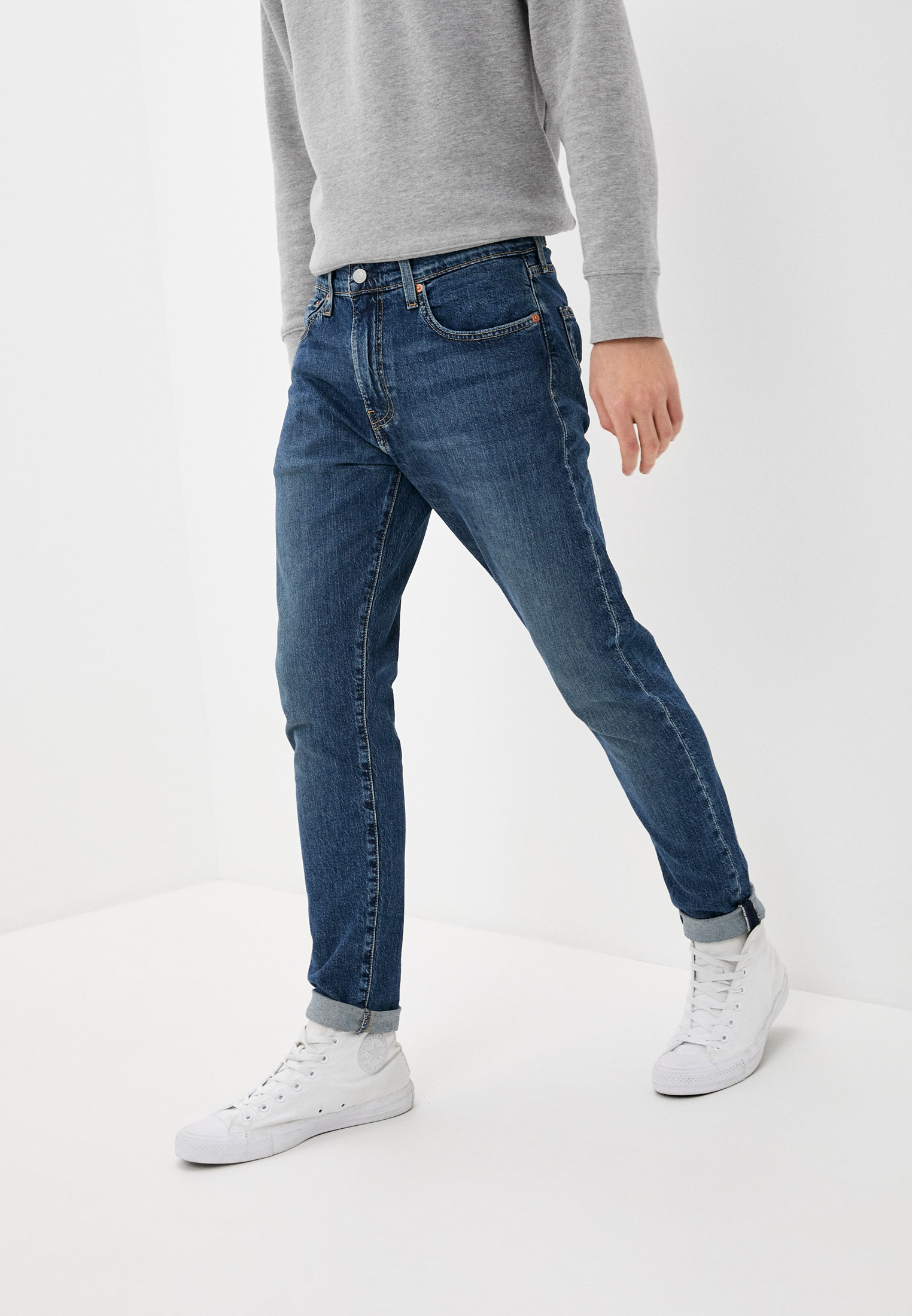 Зауженные джинсы Levi's® 2883308500
