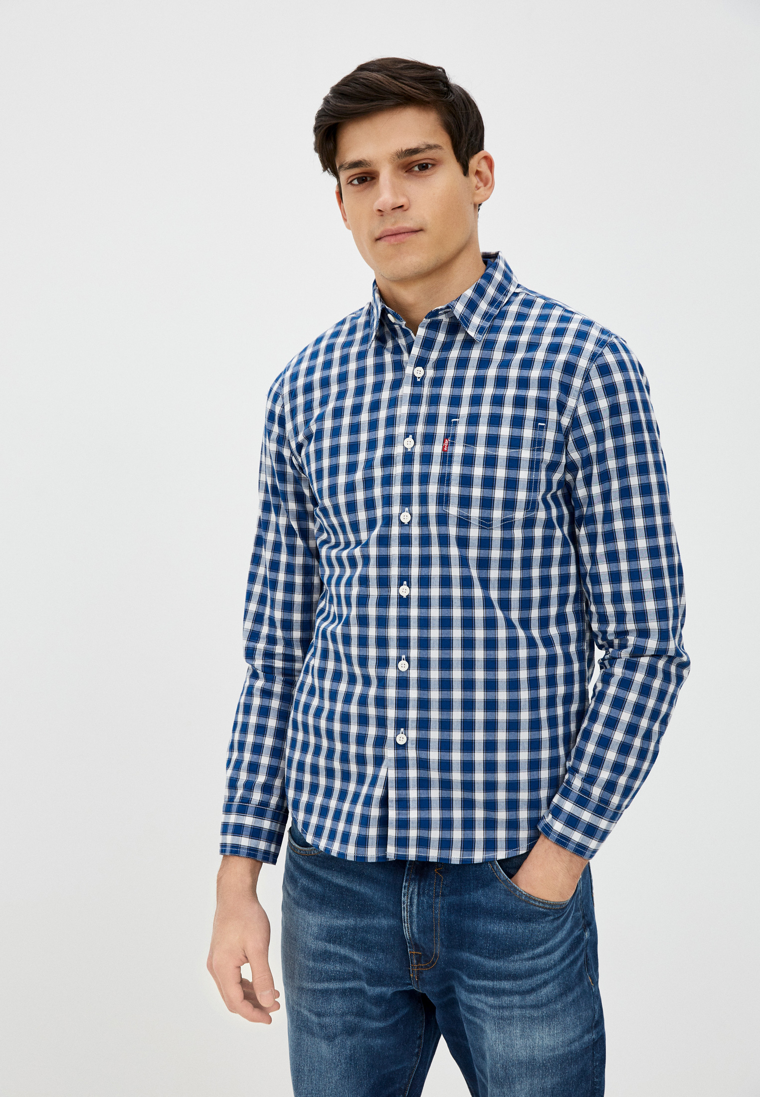 Рубашка с длинным рукавом Levi's® 8662200250