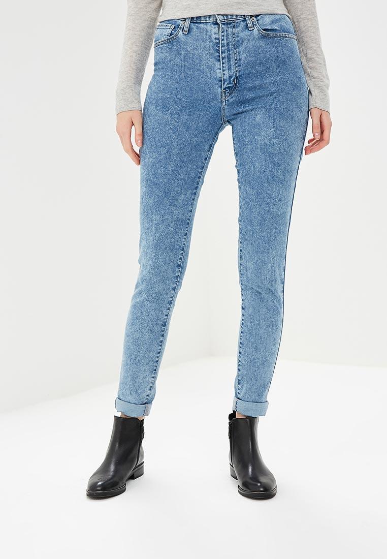 cfdfd5c3988 Зауженные джинсы женские Levi s® 2279100570 цвет голубой купить за ...