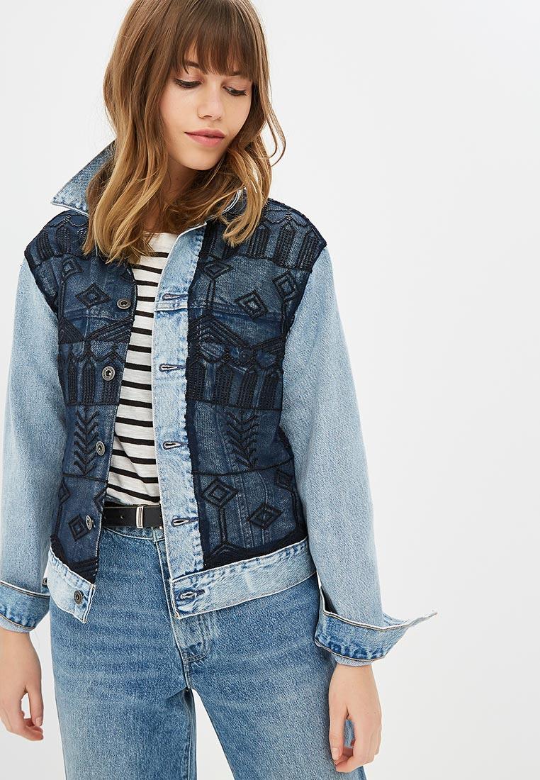 Джинсовая куртка Levi's® Made & Crafted® 2755000150