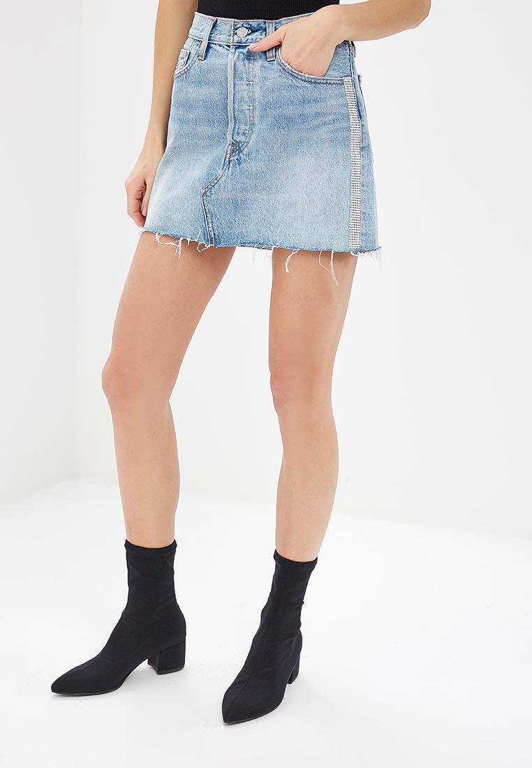 Прямая юбка Levi's® 3496300300