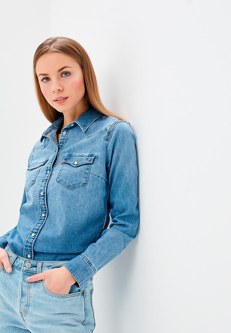 Женские джинсовые рубашки Levi's® 5893000250