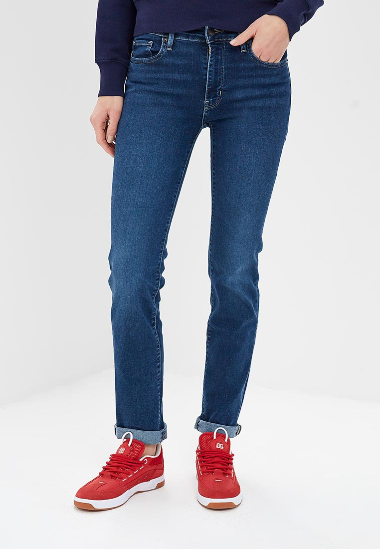 Зауженные джинсы Levi's® 1888401480