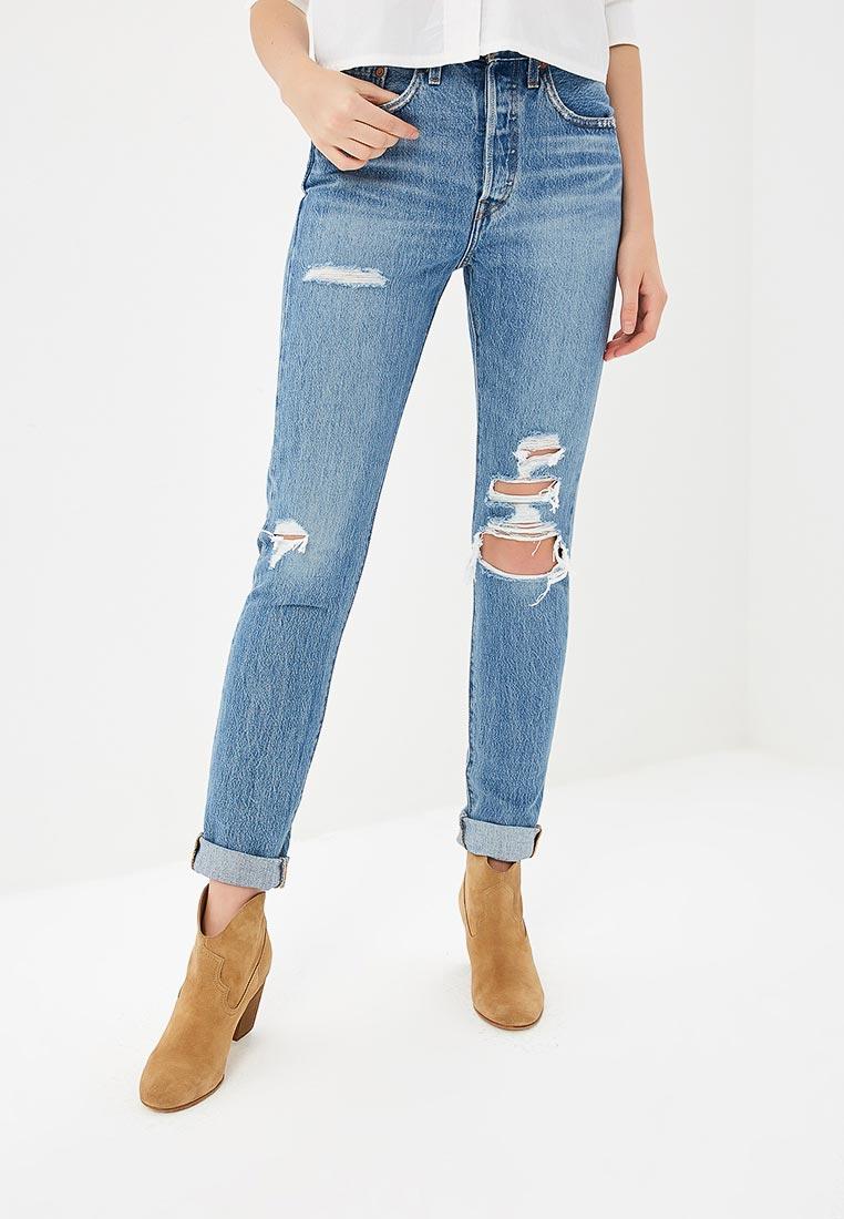 Зауженные джинсы Levi's® 2950200780