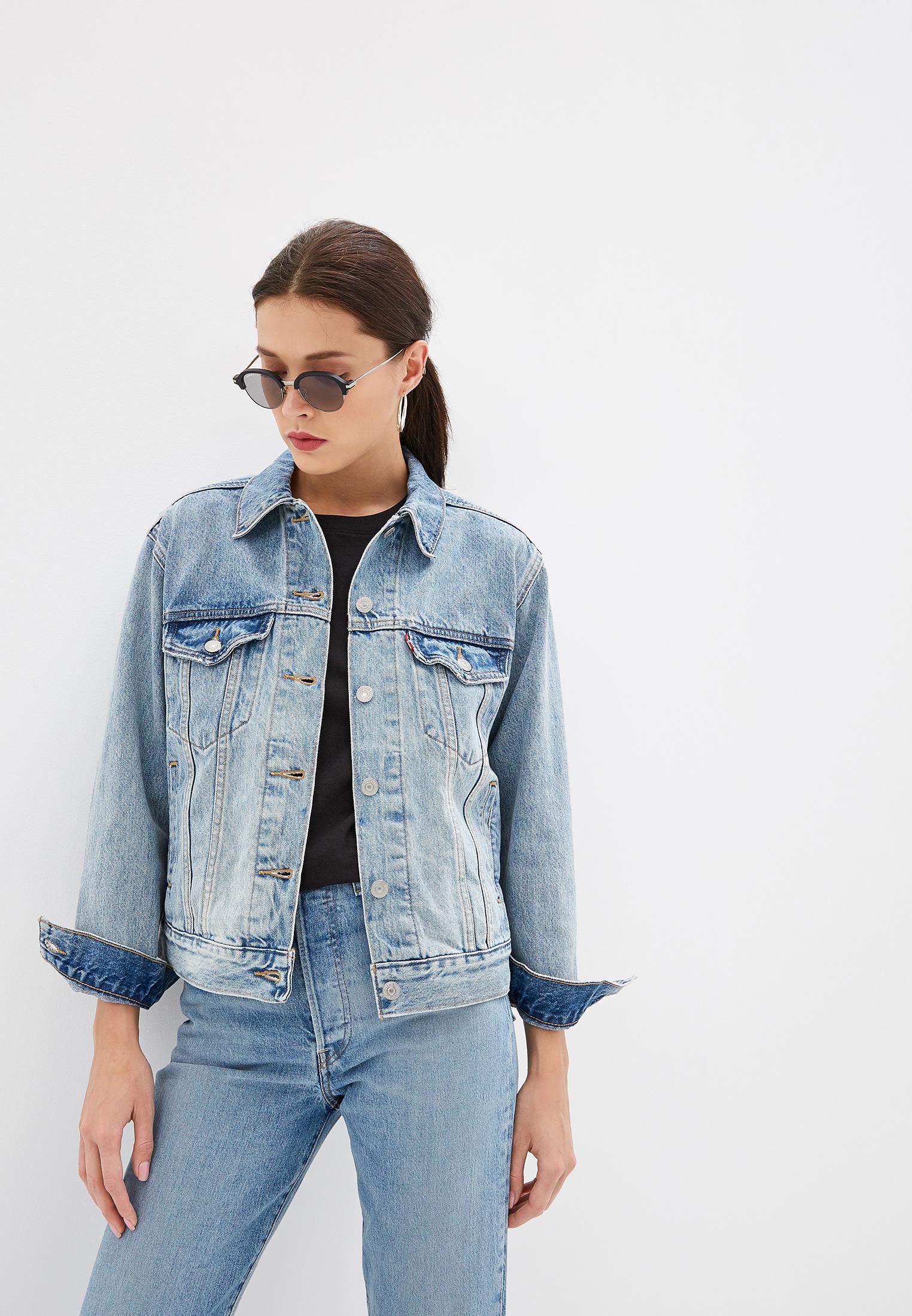 Джинсовая куртка Levi's® 2994400890