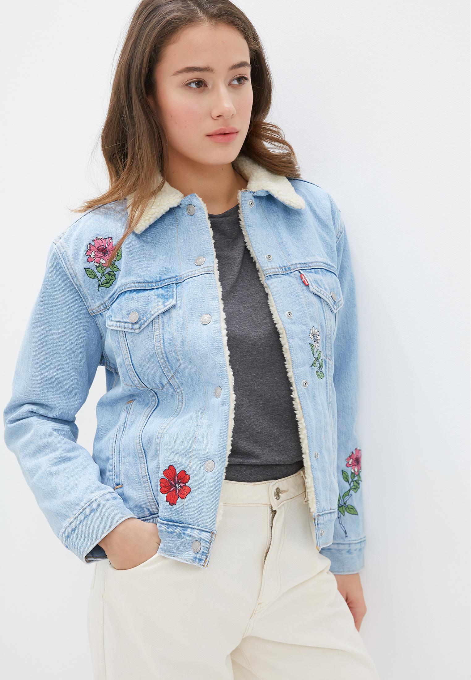 Джинсовая куртка Levi's® 3613700290