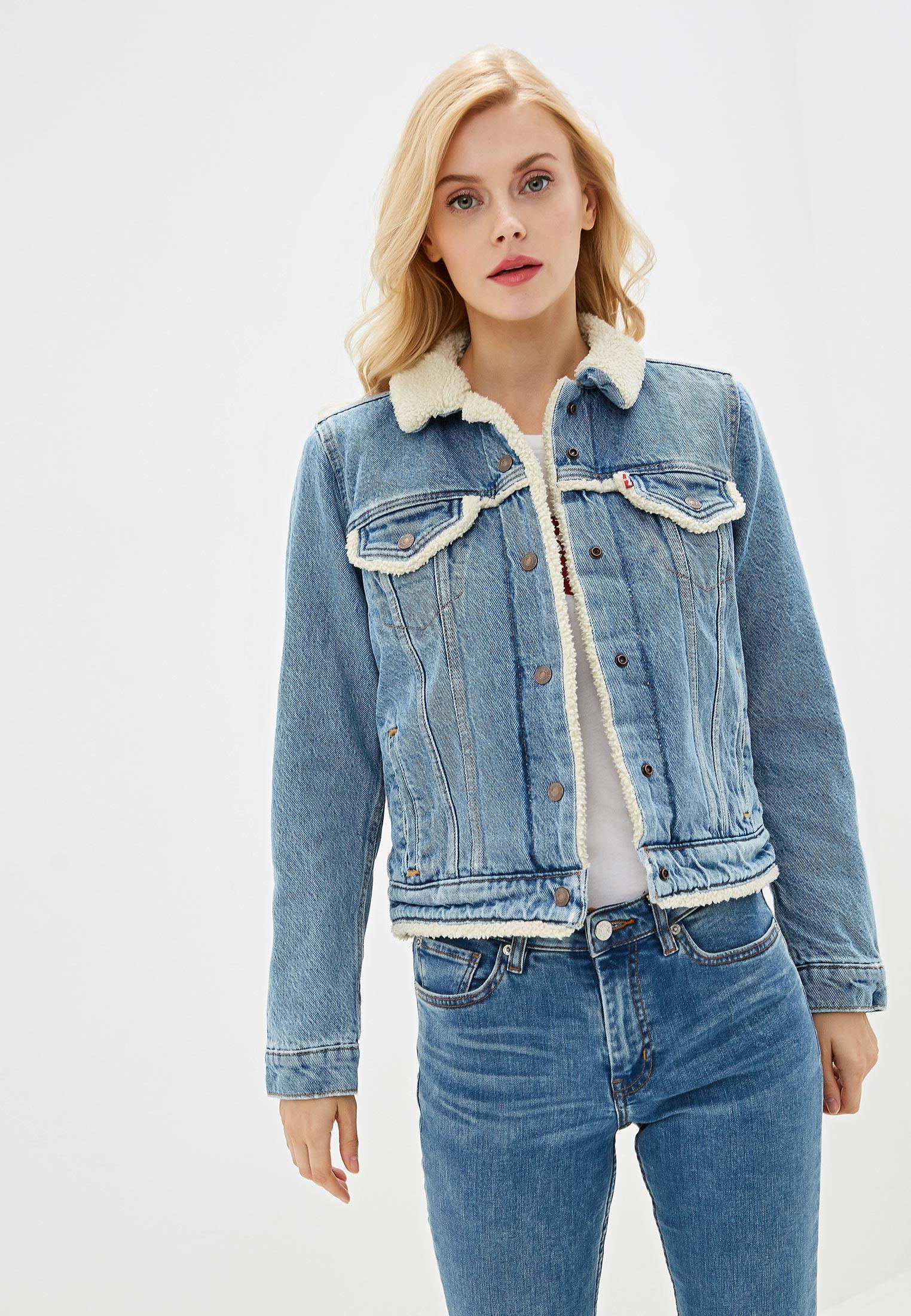 Джинсовая куртка Levi's® 7569800020