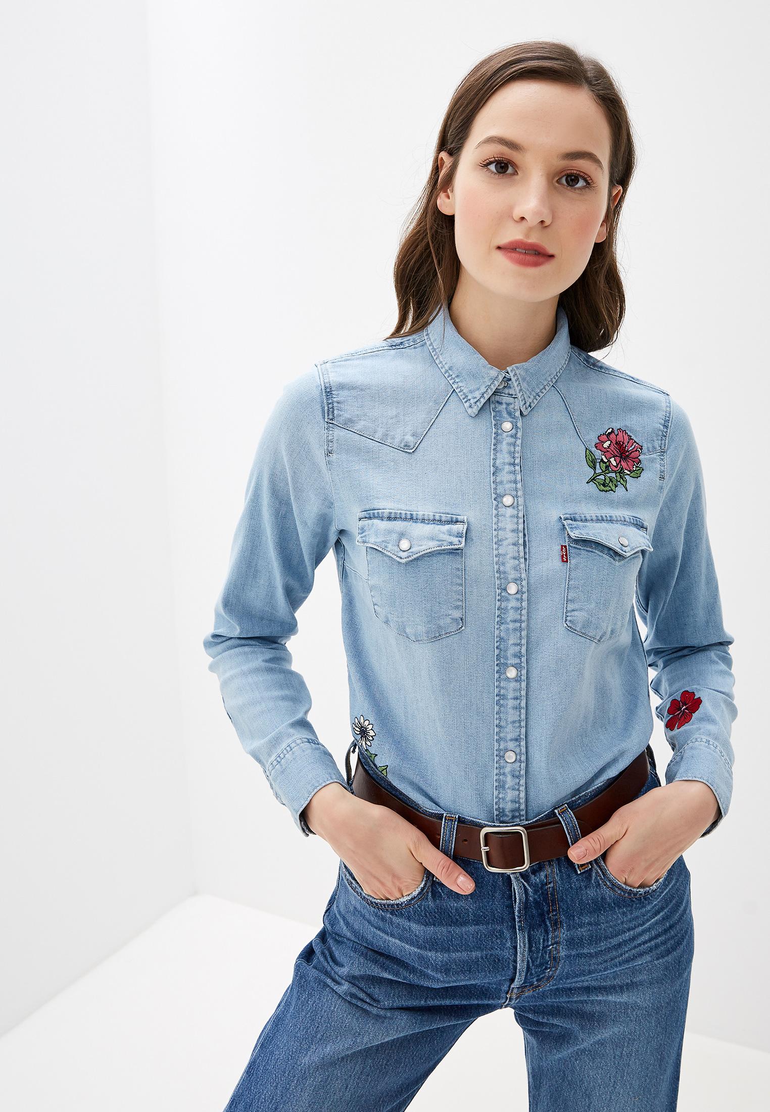 Женские джинсовые рубашки Levi's® 5893000320