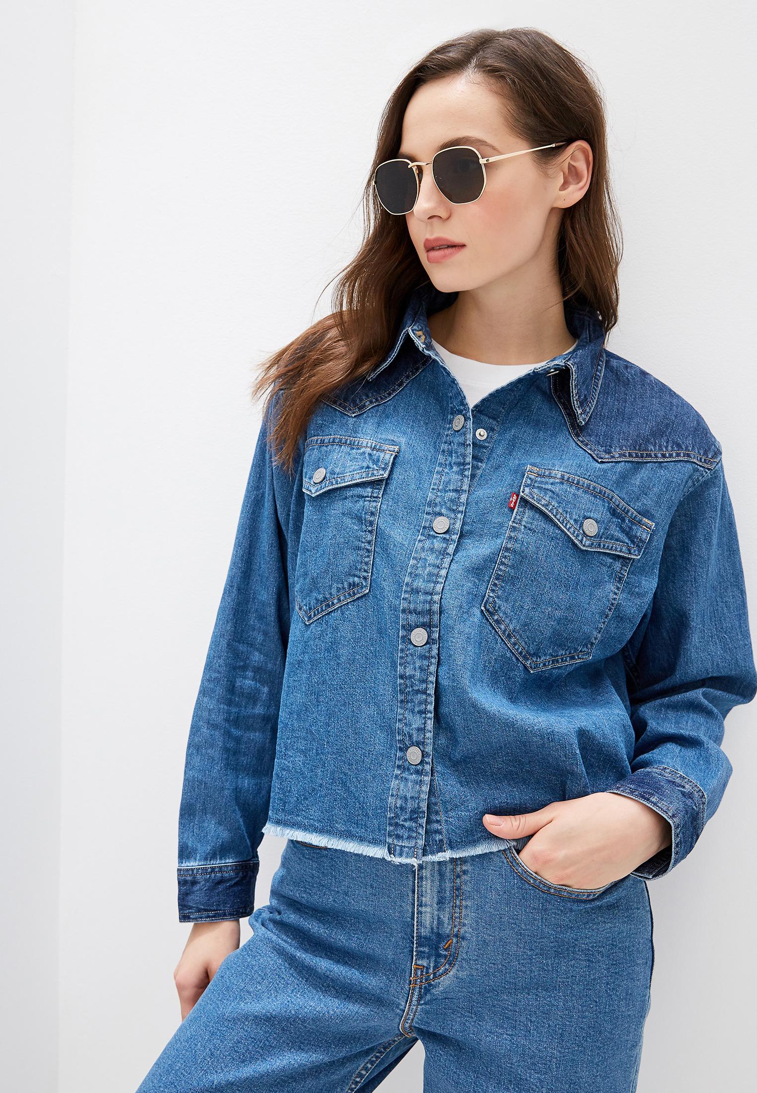 Женские джинсовые рубашки Levi's® 8183900000