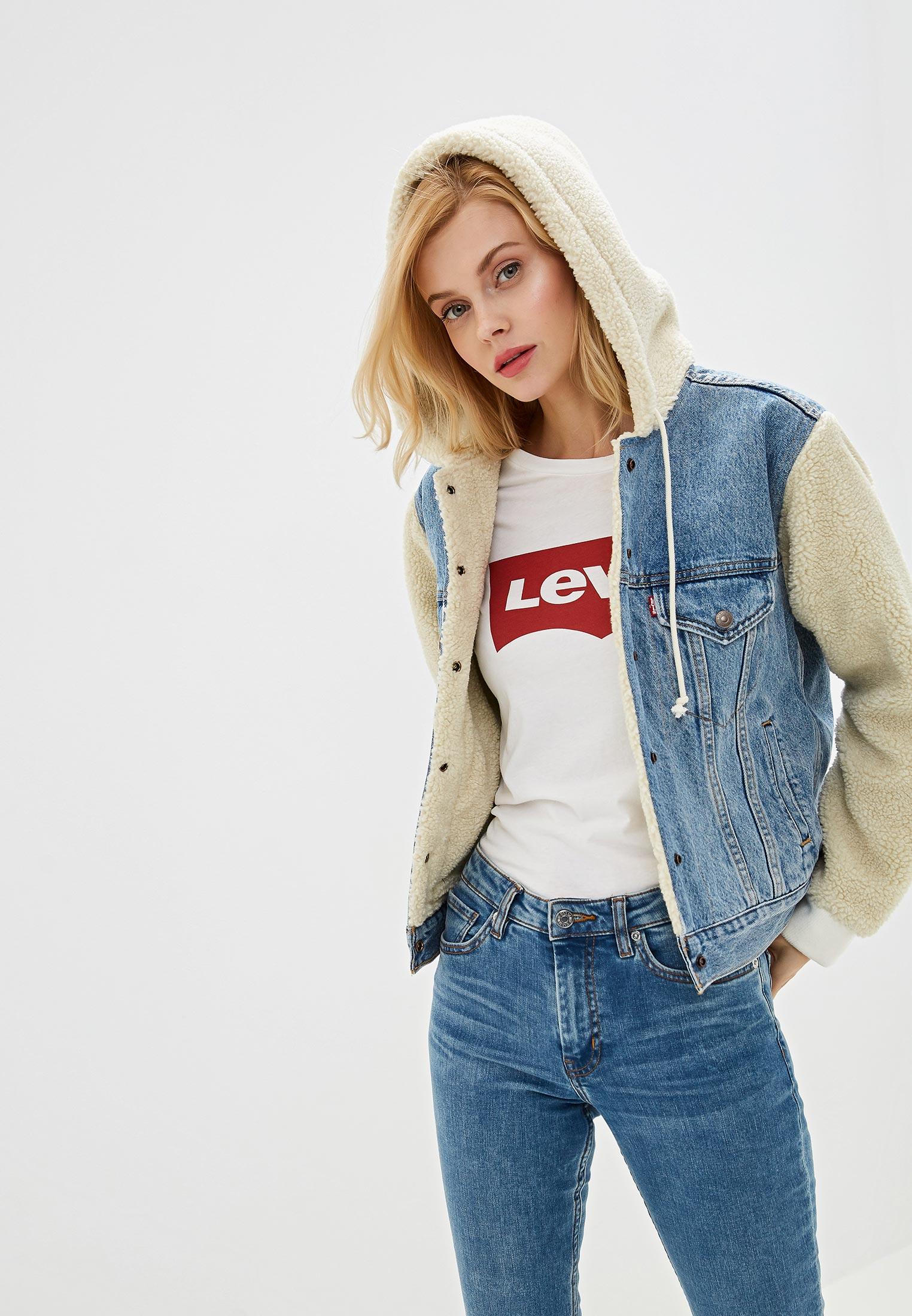 Джинсовая куртка Levi's® 7969200000