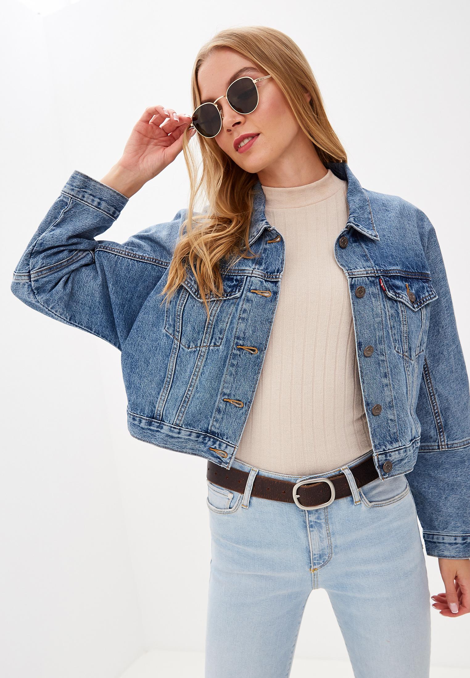Джинсовая куртка Levi's® 7969600030