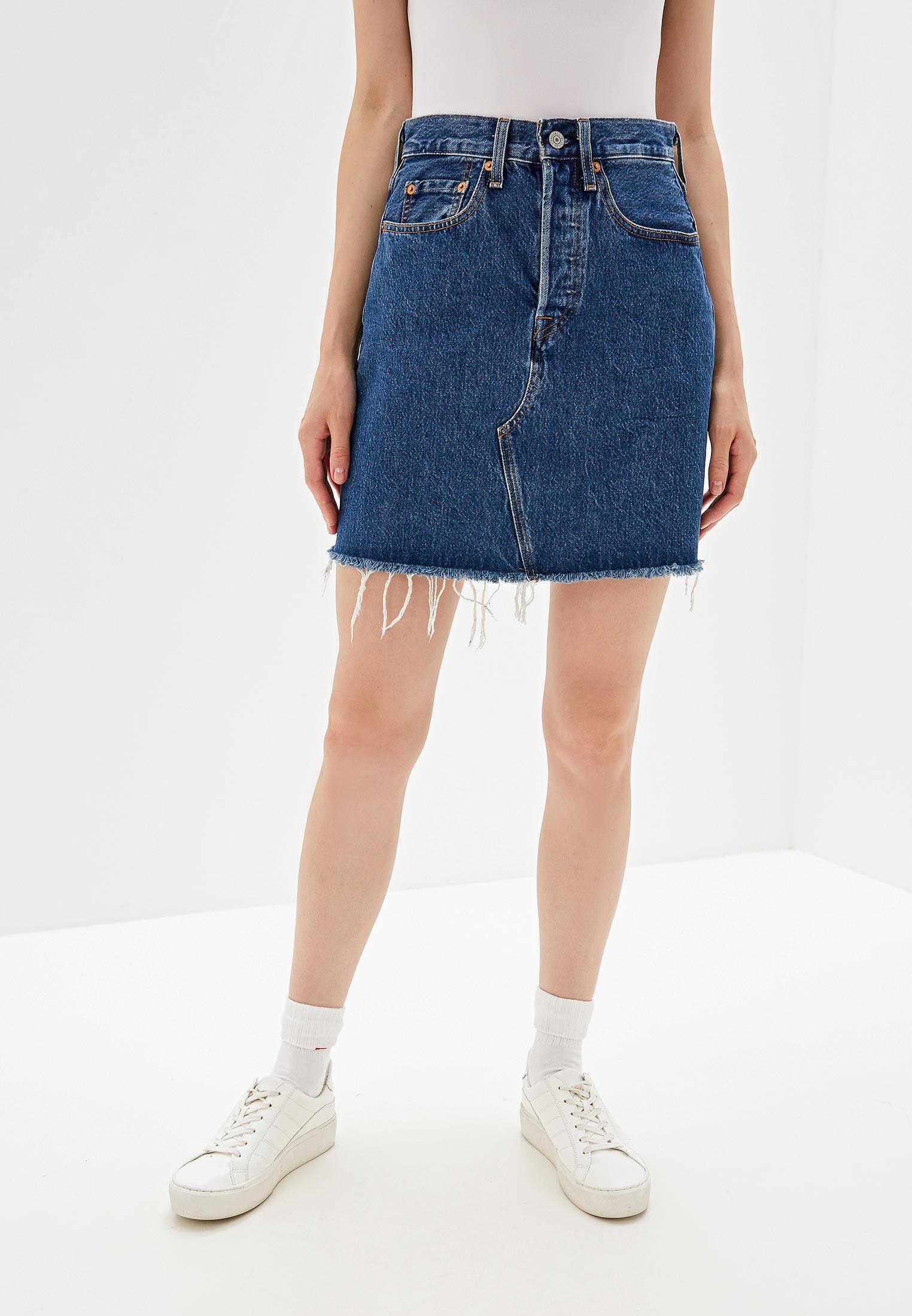 Джинсовая юбка Levi's® 7788200090