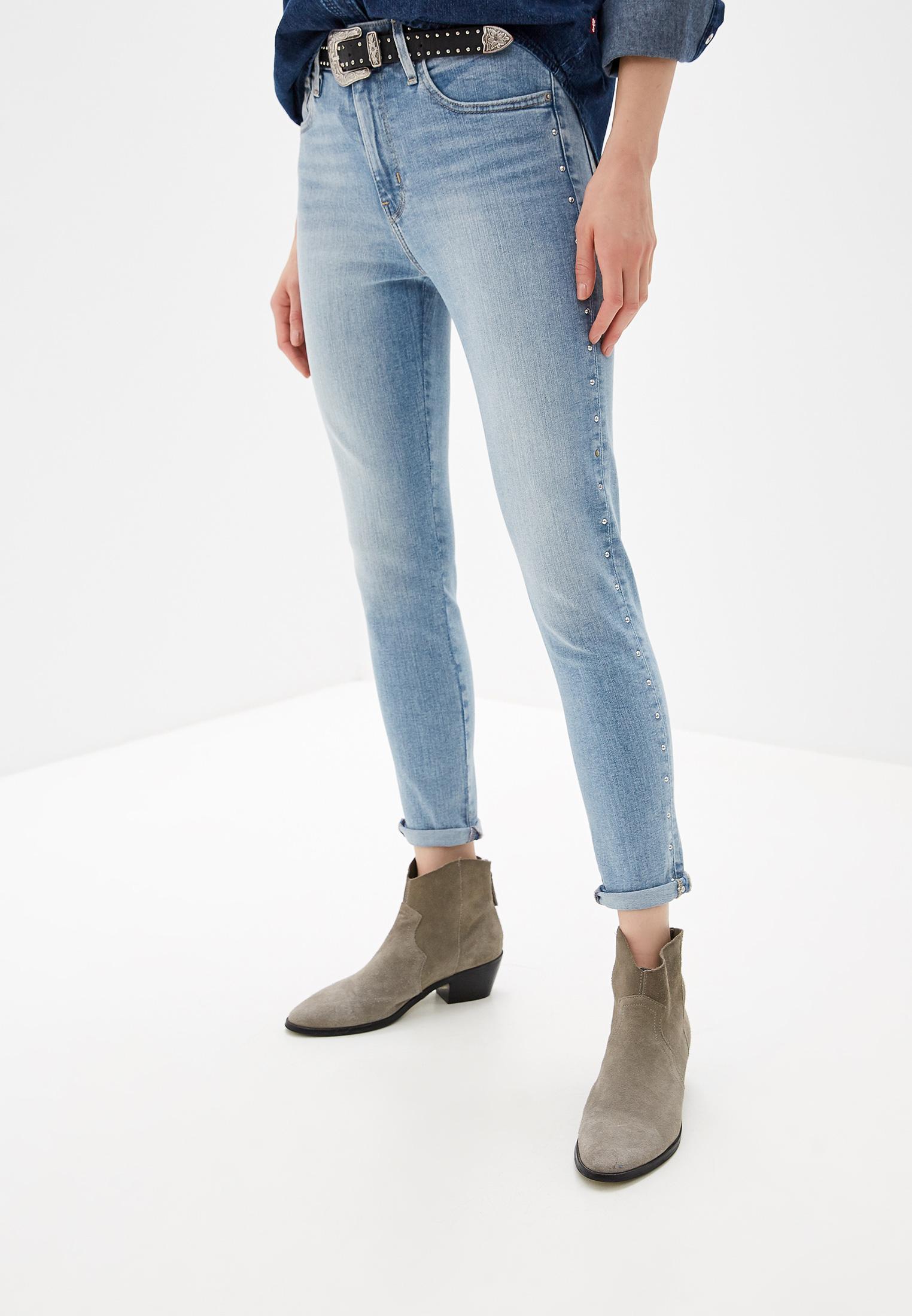 Зауженные джинсы Levi's® 2285000560