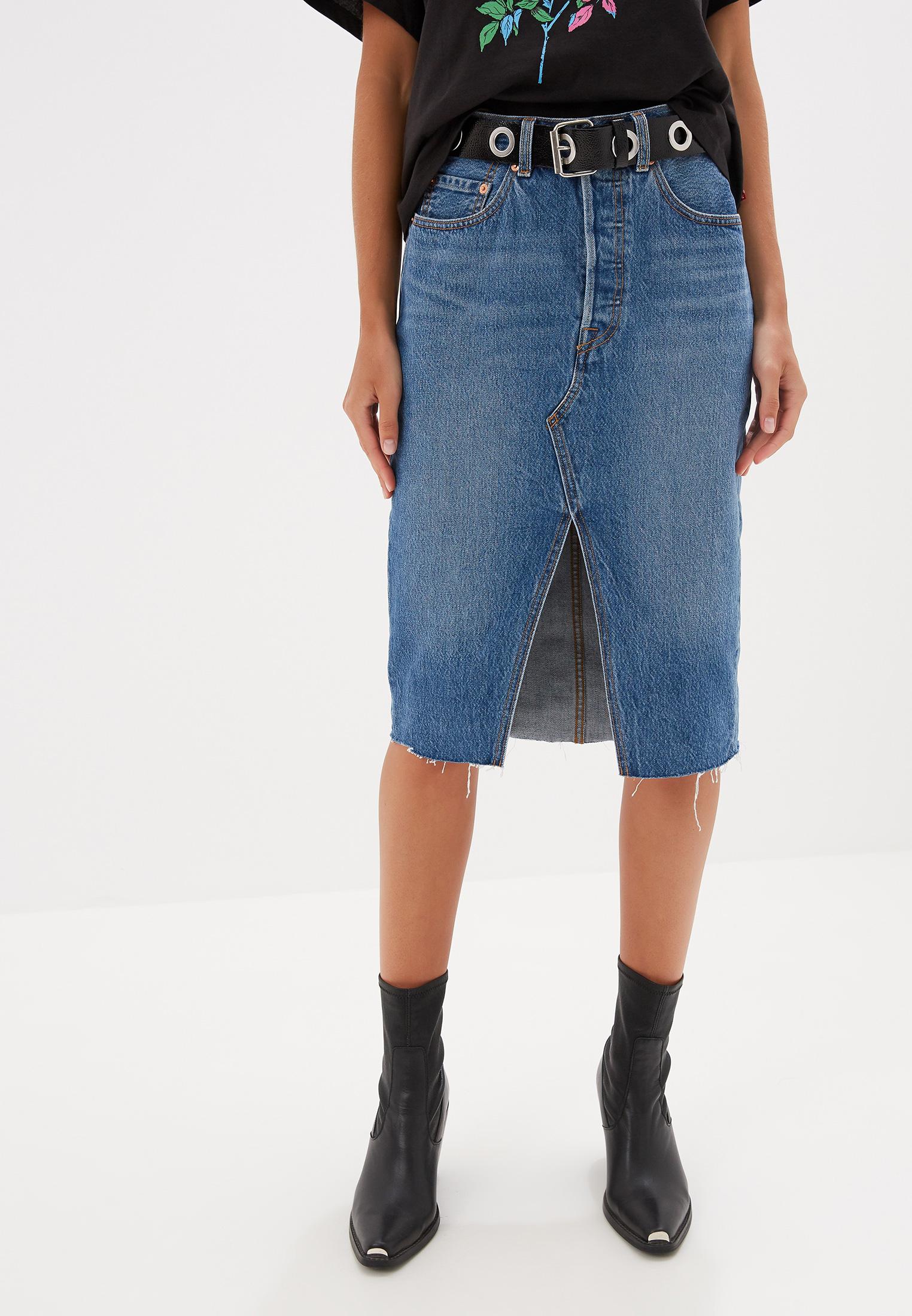 Джинсовая юбка Levi's® 7788300010