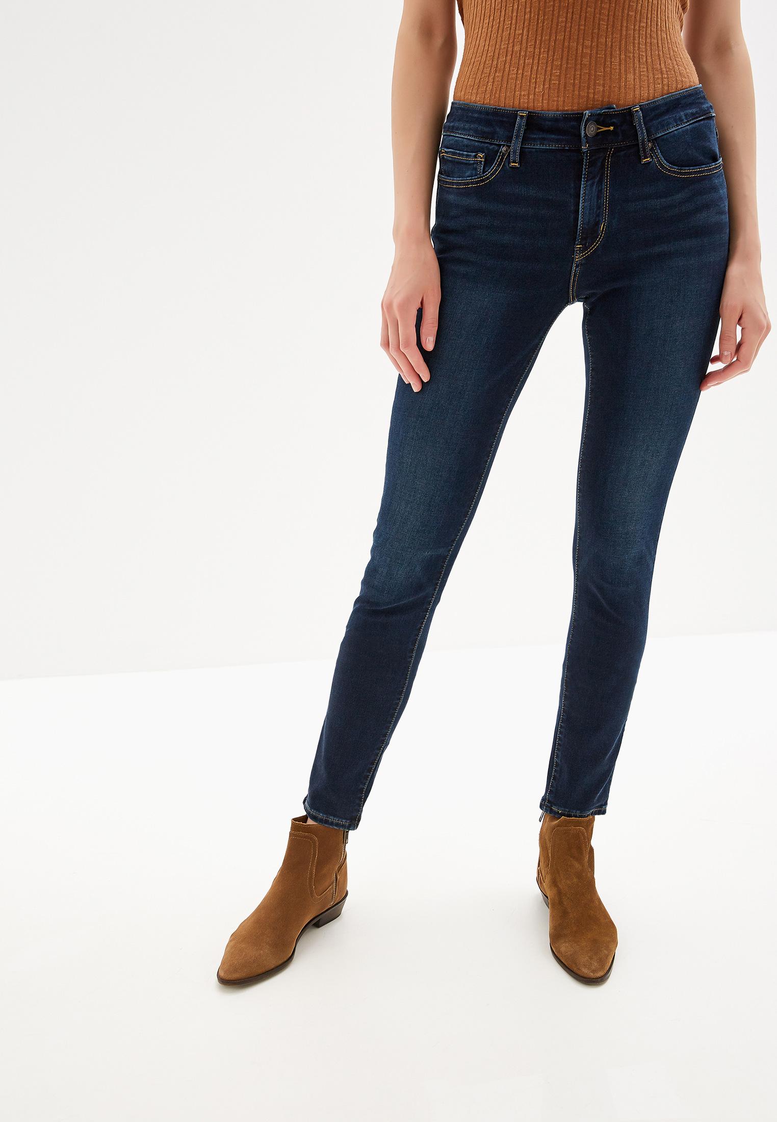 Зауженные джинсы Levi's® 1888104180