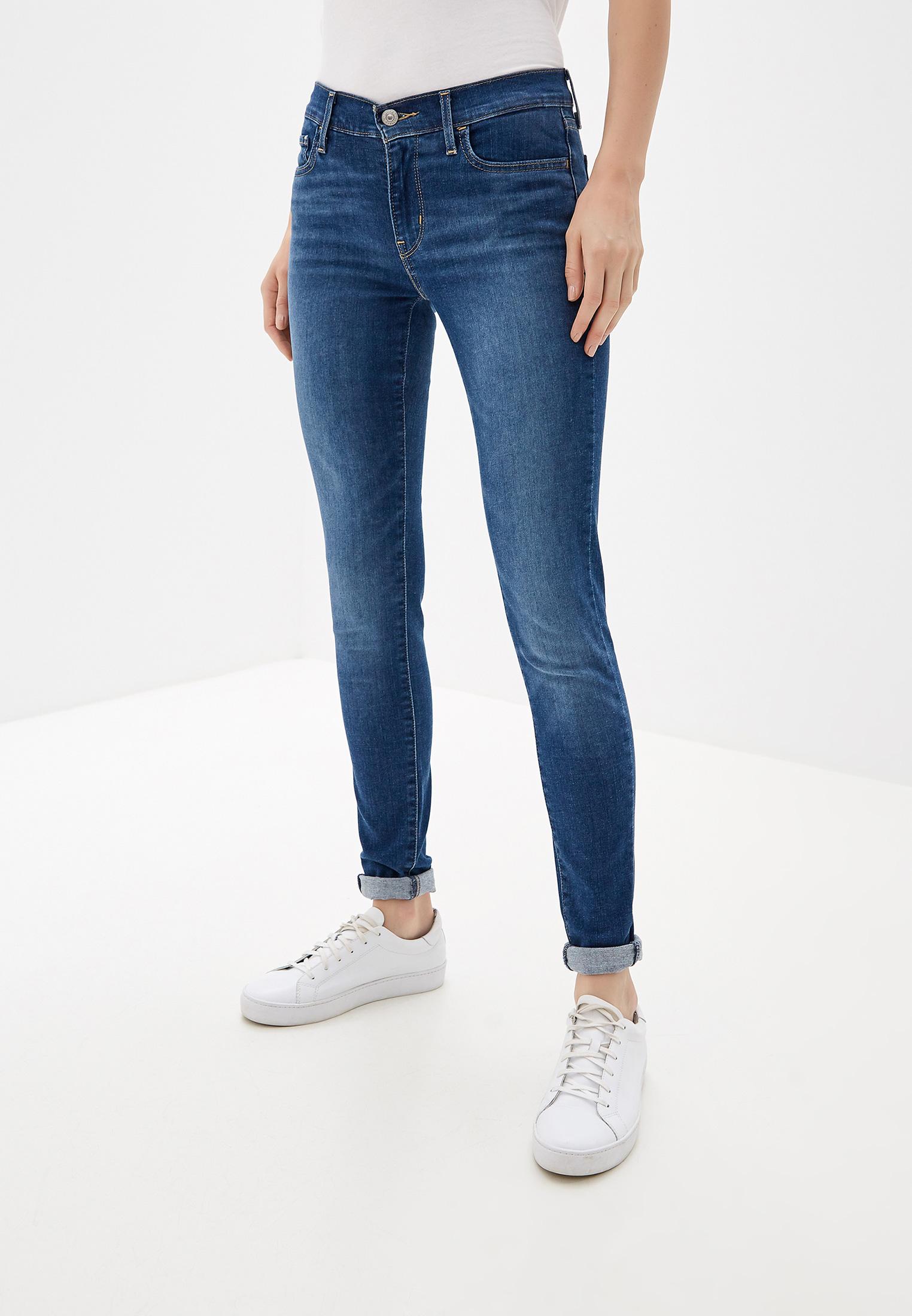 Зауженные джинсы Levi's® 1777803540