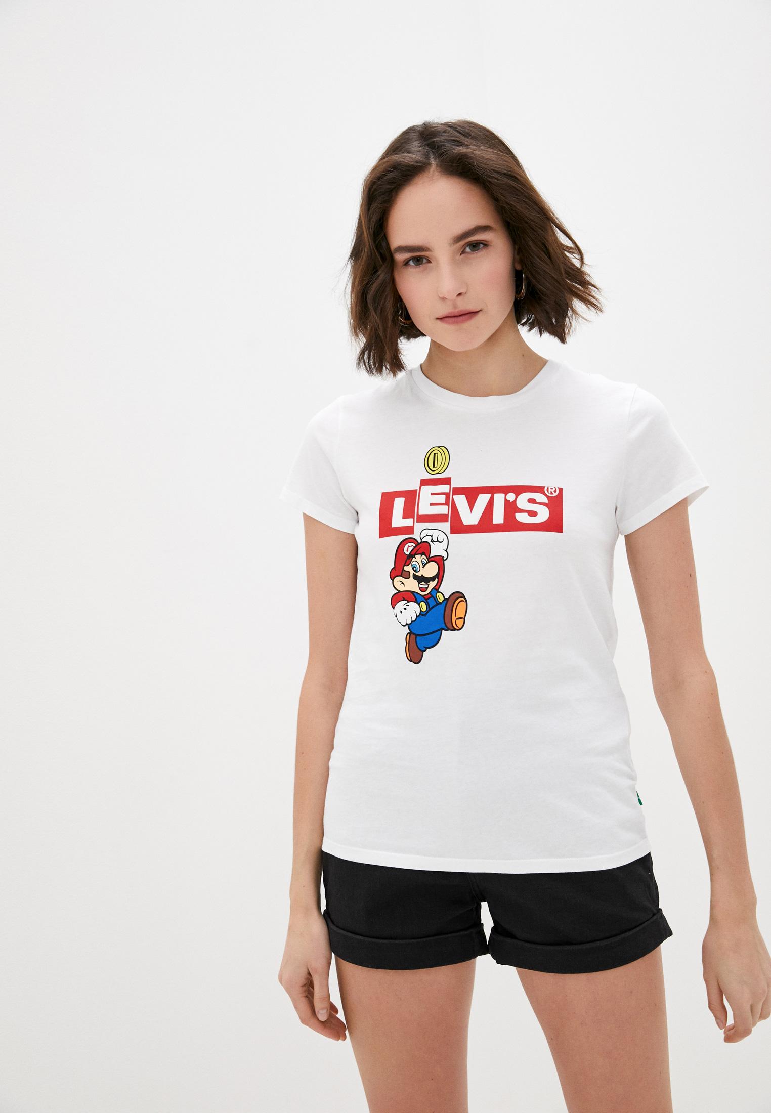 Футболка с коротким рукавом Levi's® 1736909090