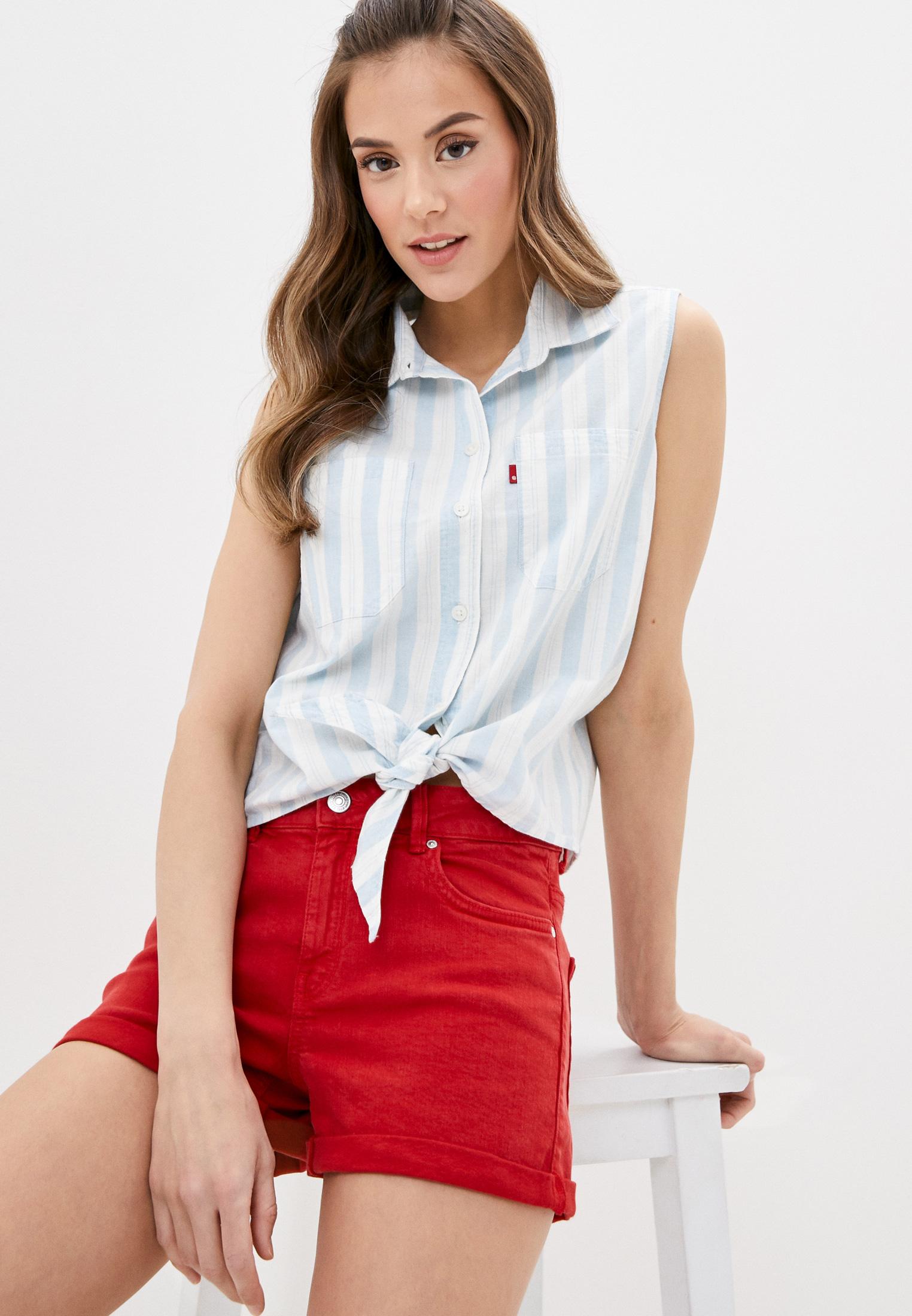 Женские джинсовые рубашки Levi's® 8537800010