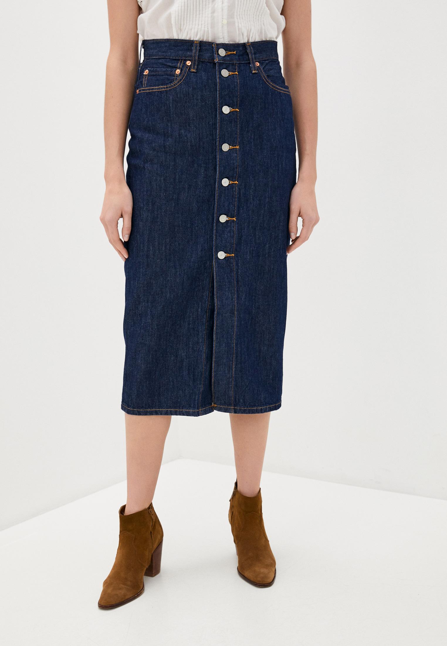 Джинсовая юбка Levi's® 8587400020